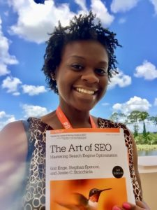 Kimi Walker BlogHer 2017 SEO